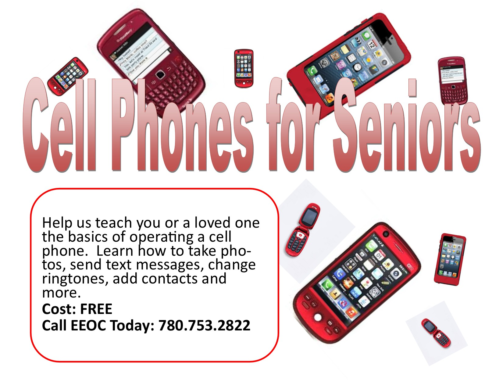 provost eeoc cell phones for seniors